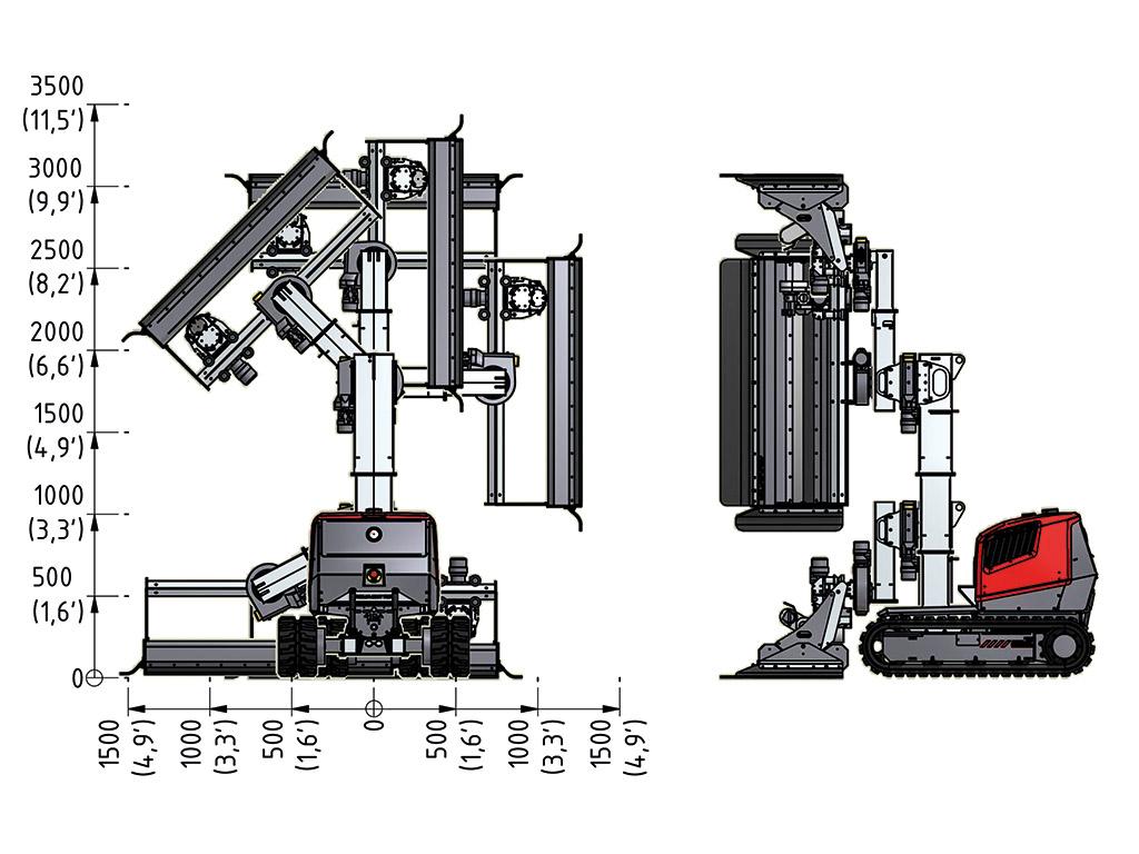 Aqua cutter 410A specification