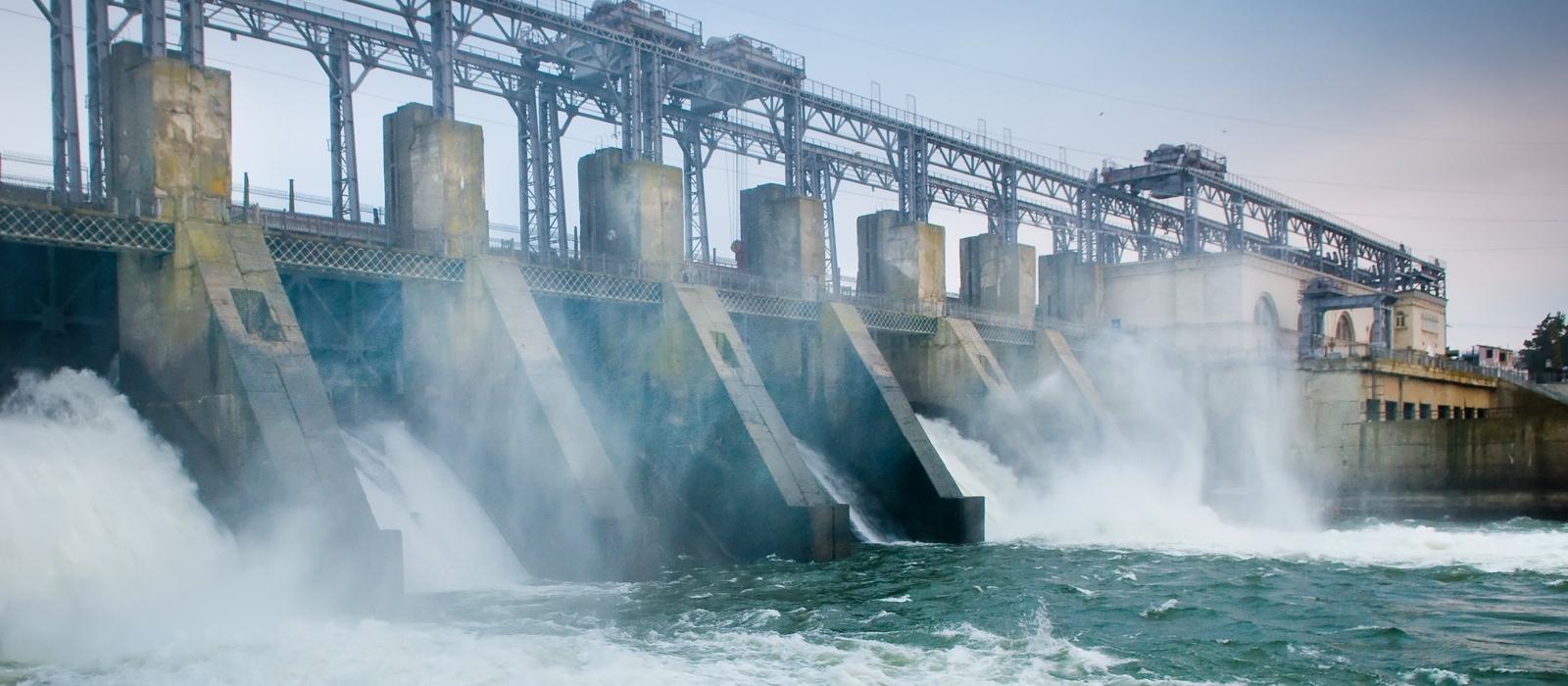 Hydropower plants