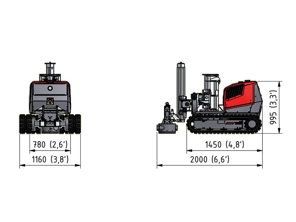 Aqua cutter 410V tk specification