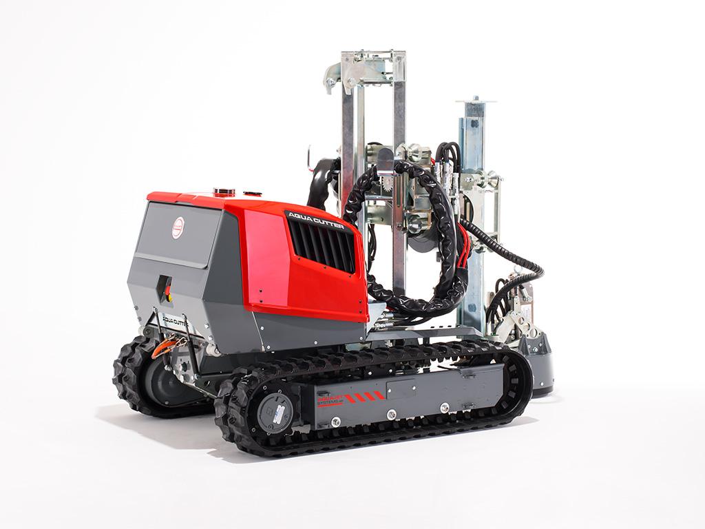 Aqua cutter 410V Tunnel kit