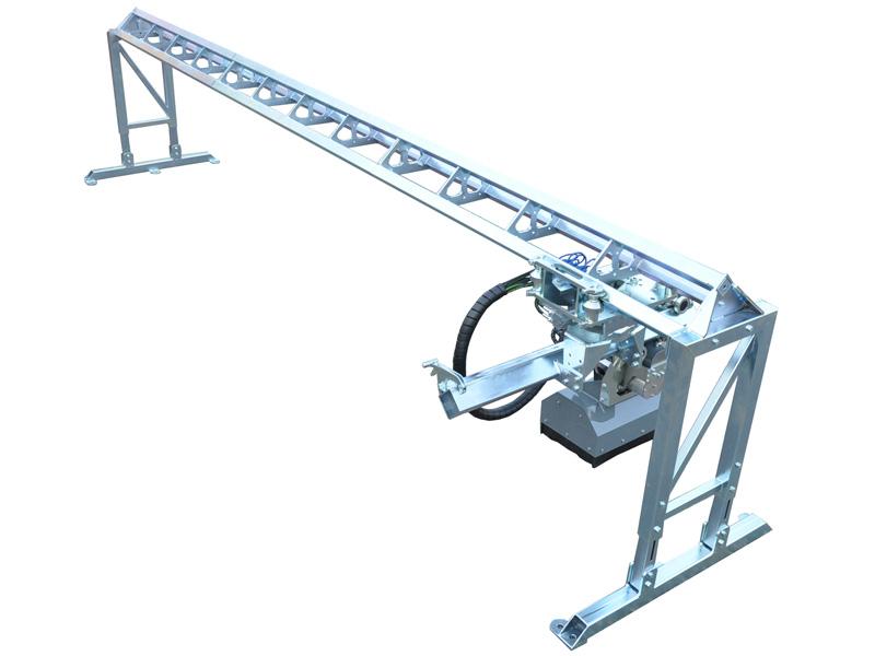Aqua Spine triple rail