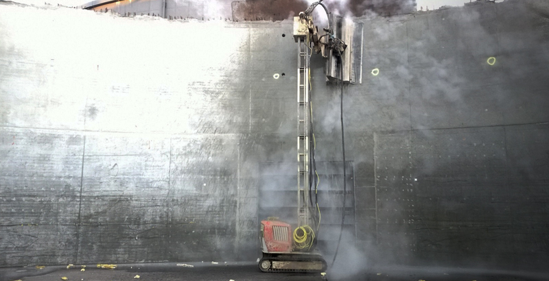 Accordion - Petro tank side