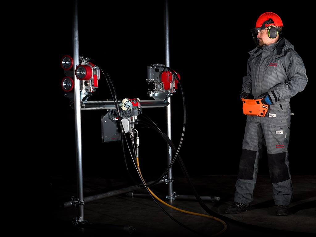 ergo climber aquajet systems products news