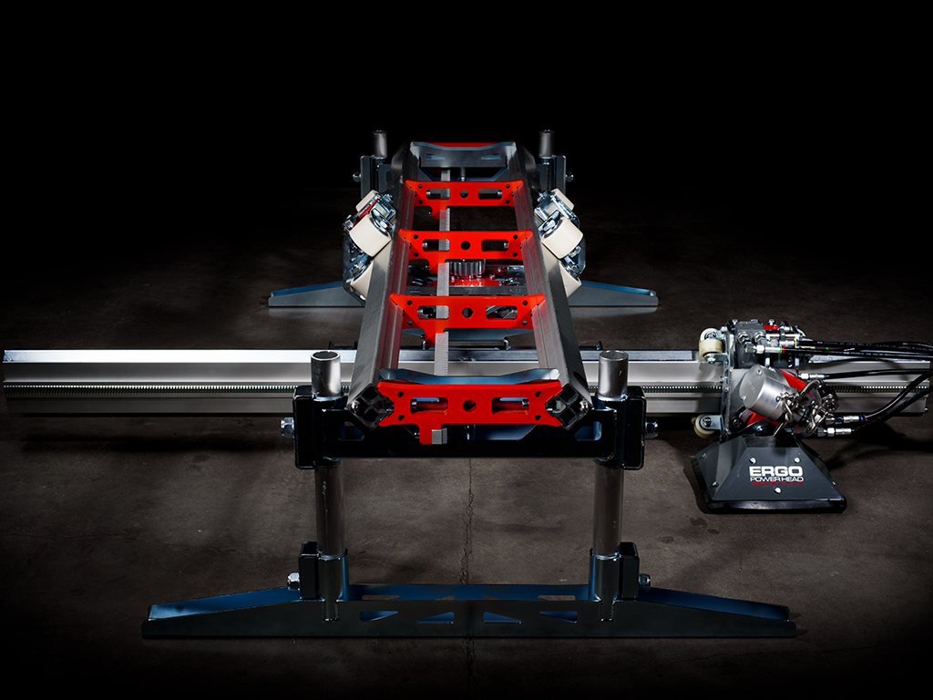 ERGO spine aquajet systems products news